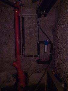 Филтер вода