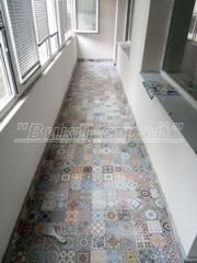 лепене на подови плочки