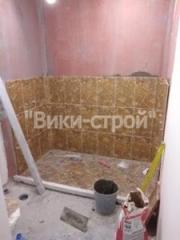 Ремонт на баня панелен апартамент